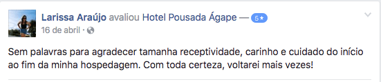 Hotel Pousada Ágape